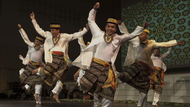 Budaya Melayu Tarian Zapin Bangka Belitung