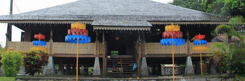 Contoh Rumah Panggung