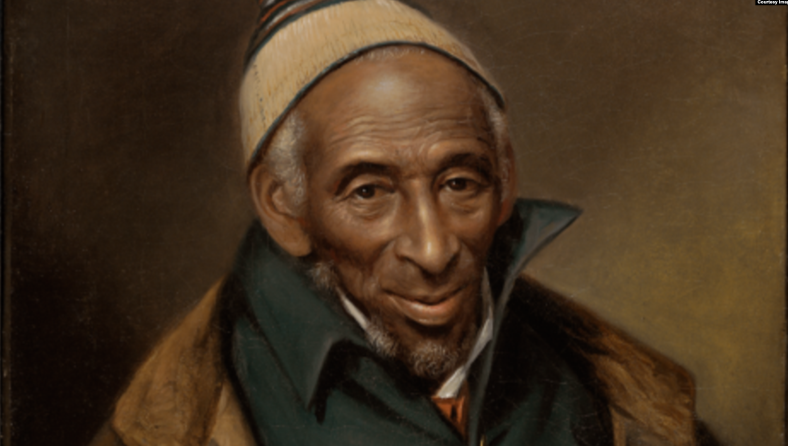 Budak Afrika Muslim Pertama Amerika