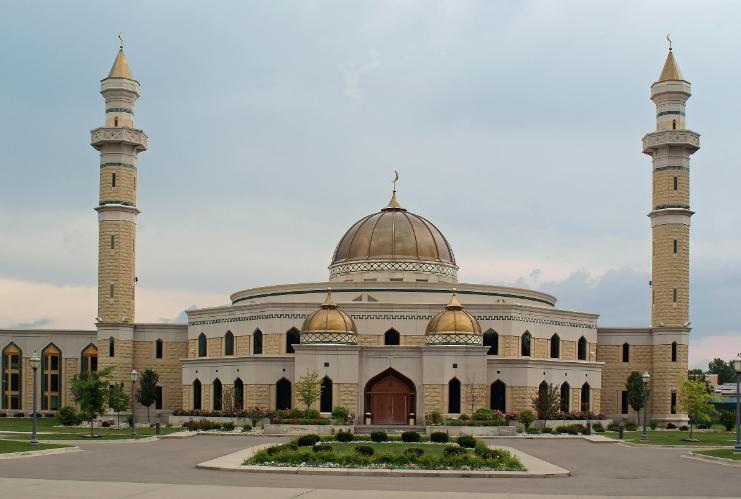 Dearborn Mosque Amerika