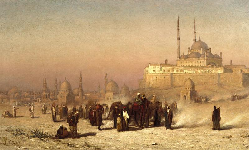 Dinasti Abbasiyah periode klasik islam
