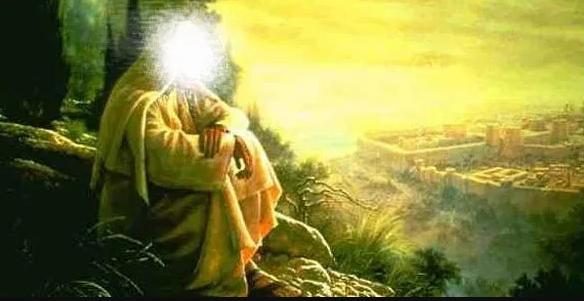 Ilustrasi gambar nabi adam