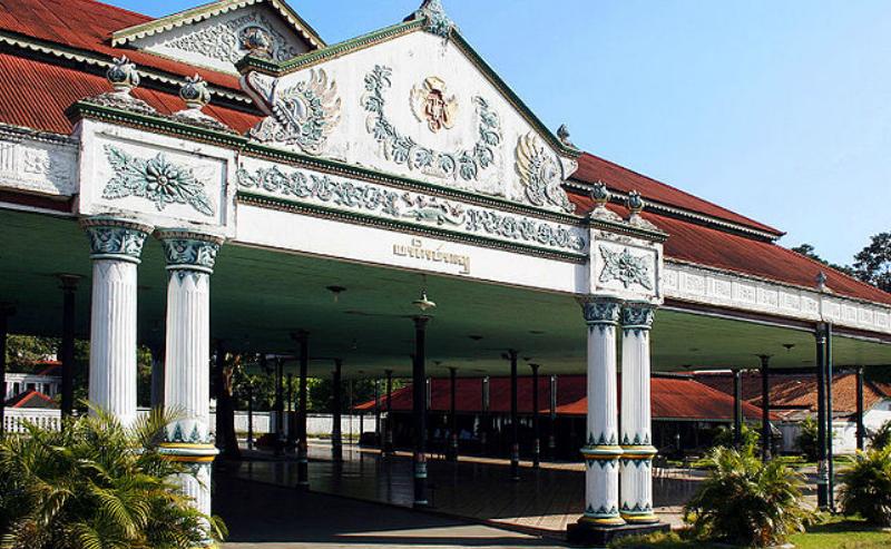 Keraton Kesultanan Yogyakarta Peninggalan Islam