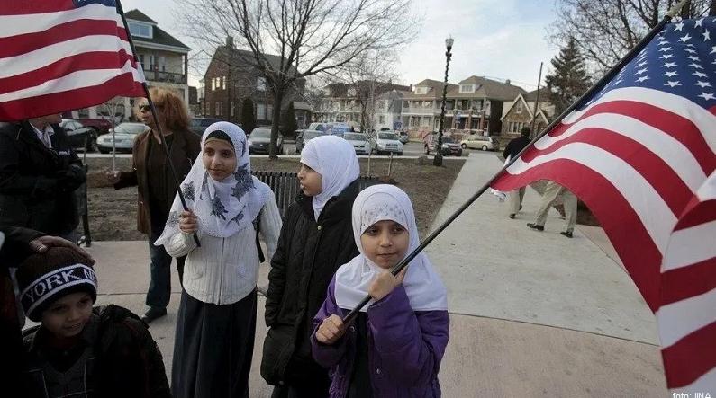 Muslim di Amerika