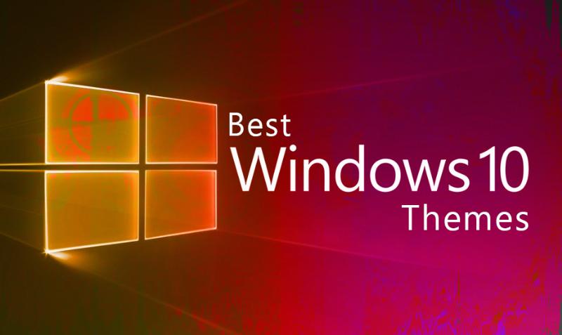 Tema Terbaik Windows 10