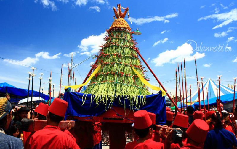 Tradisi Sekaten di indonesia