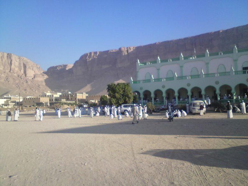 Universitas Al-Ahgaff, Yaman PPI Hadhramaut