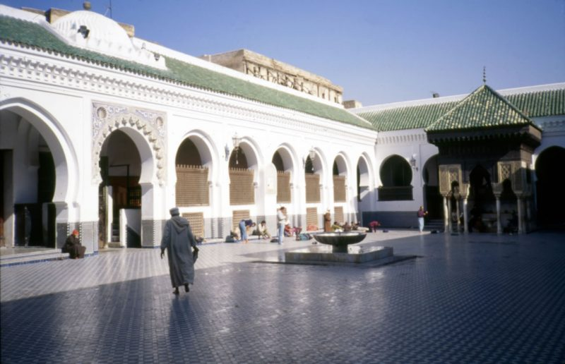 Universitas Al Qarawiyyin, Maroko