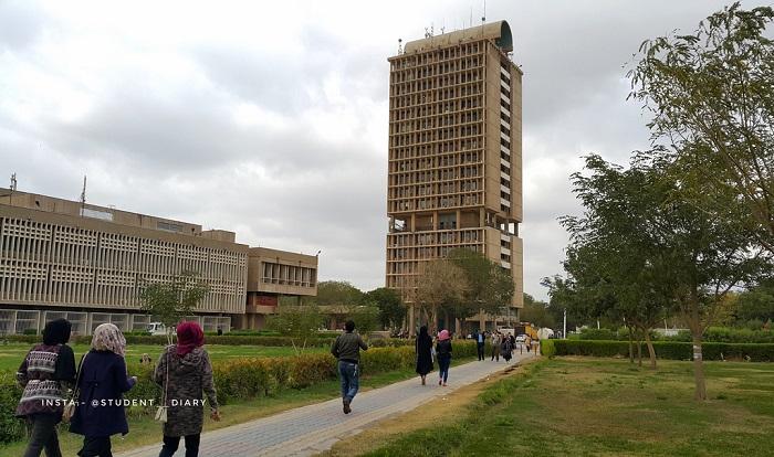 Universitas Baghdad, Iraq