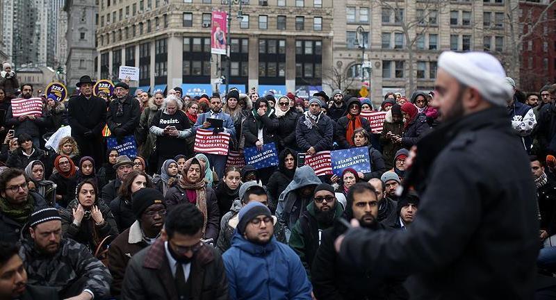 imigran muslim di amerika