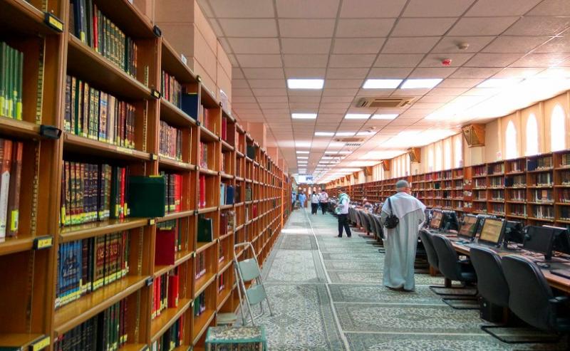 faktor kemajuan dan kemunduran islam di dunia adanya perpustakaan islam