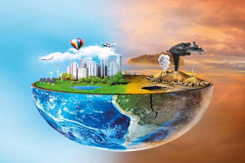 Iklim bentang alam benua asia