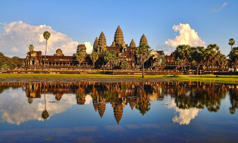 Kebudayaan Identitas Negara Kamboja