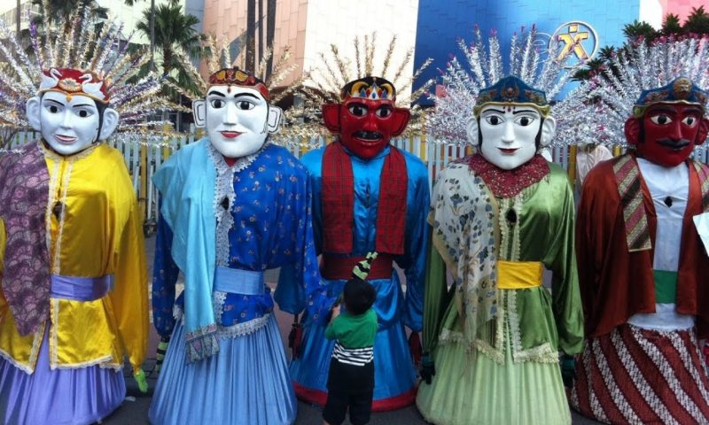 Kesenian Tradisional DKI Jakarta