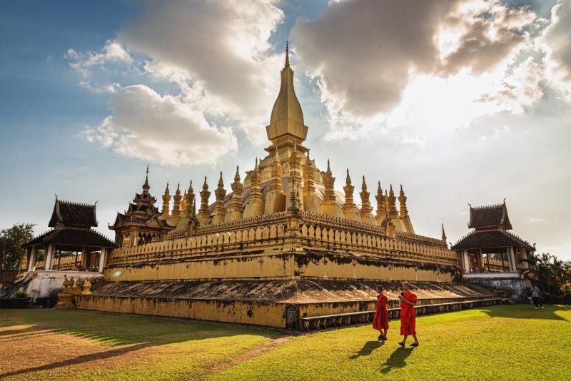 Wisata Laos
