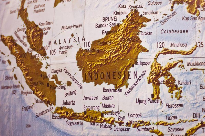 Letak Astronomis Asia Tenggara