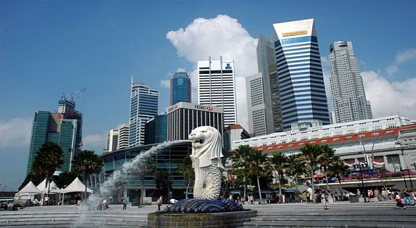 Negara Maju di Asia Tenggara Singapura
