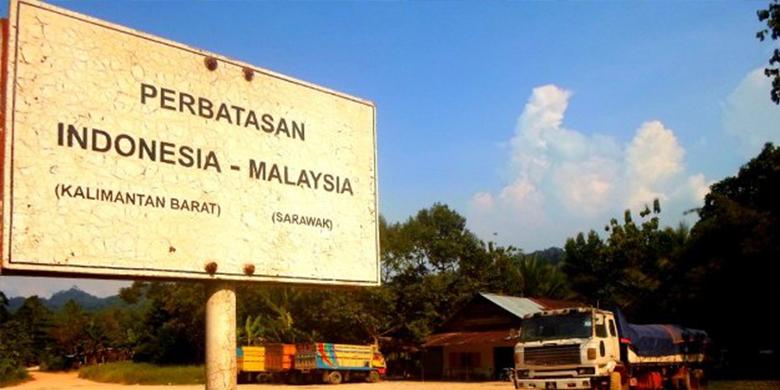 Perbatasan indonesia malaysia
