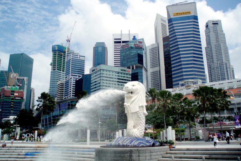 Singapura Icon