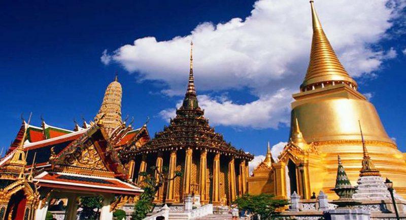Wat Pho Icon Thailand