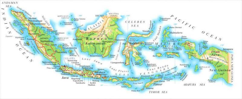 kepulauan di indonesia