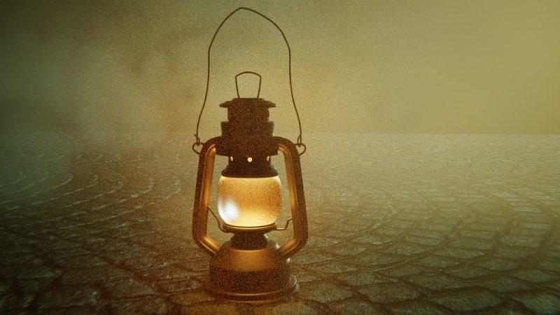 Ketampanan Rasulullah SAW lampu mekkah