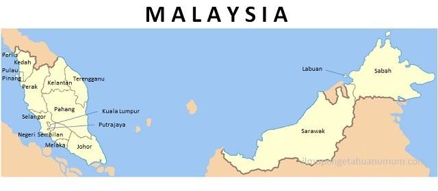wilayah malaysia