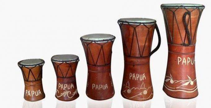 Alat Musik Papua Barat