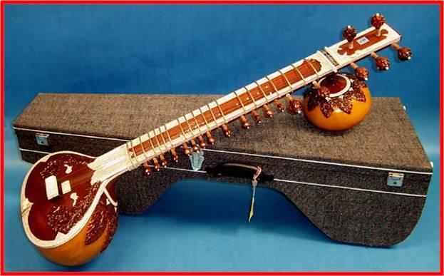 Alat musik Zaman Hindu-Buddha