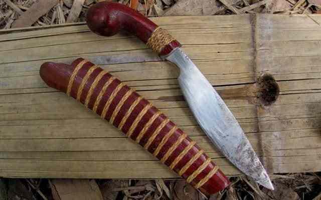 Badik Kompilasi Papua