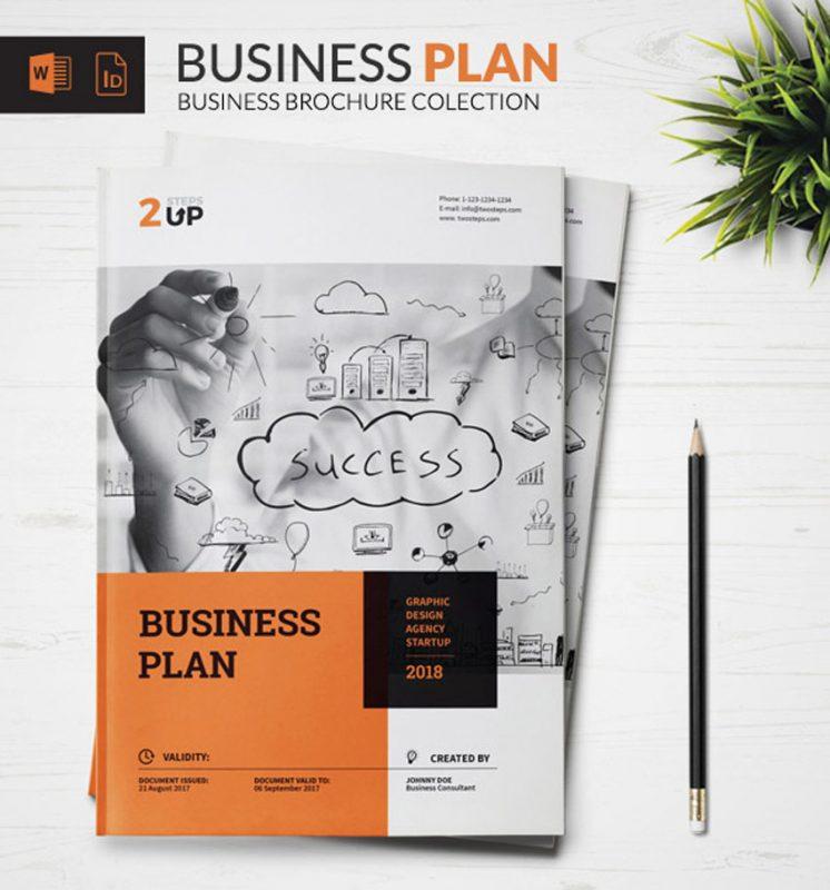 Brosur Rencana Bisnis