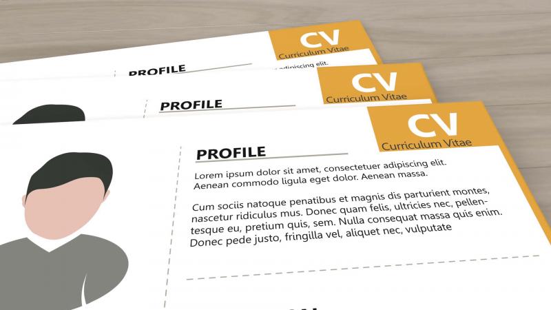 Cara Membuat CV di Word Tidak Menggunakan Template