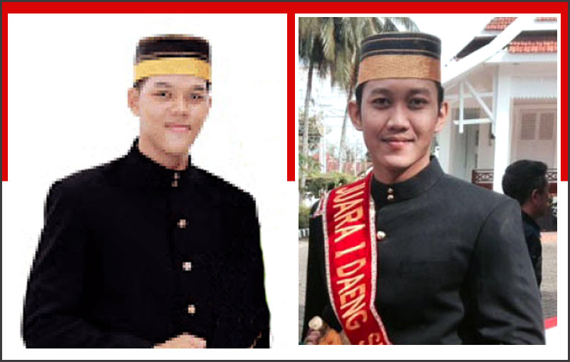 Pakaian Adat Pria Toraja Sulawesi Barat