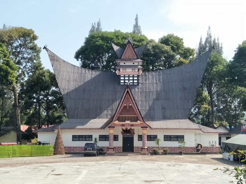 Rumah Adat Pakpak Kebudayaan Sumatera Utara