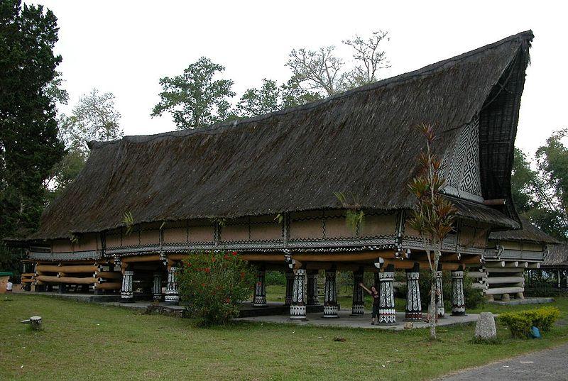 Rumah Adat Simalungun