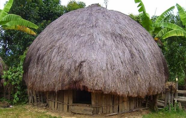 Rumah Ebai Kebudayaan Papua Barat
