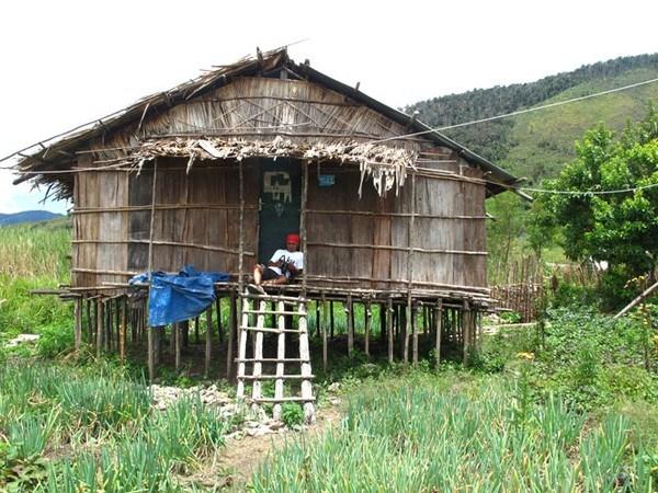 Rumah adat Rumsram