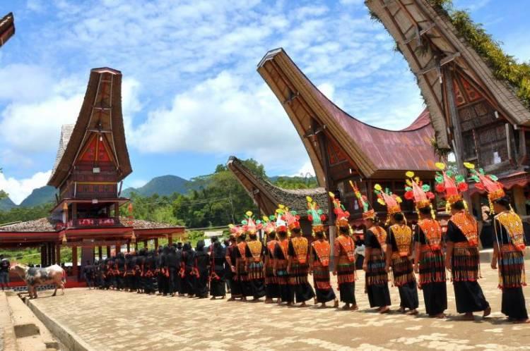 Suku Bangsa Sulawesi Selatan Suku Toraja