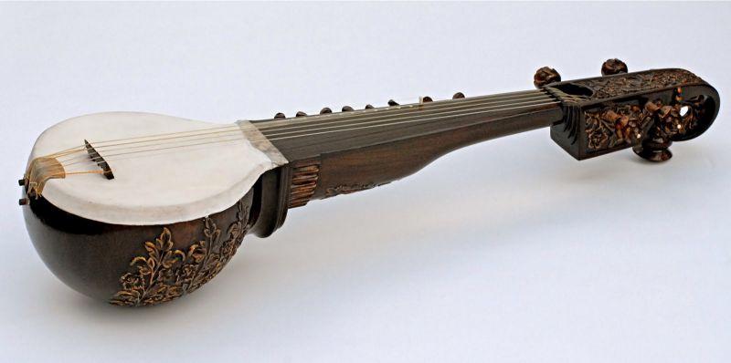 Alat Musik Tradisional Kalimantan Barat