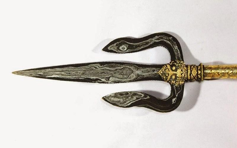 Senjata Tradisional Sumatera Selatan