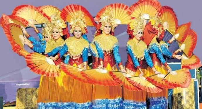 Tarian Adat Daerah Sumatera Selatan