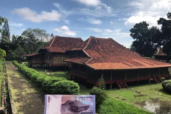 Kebudayaan Sumatera Selatan Rumah Pakain Kesenian Gambar