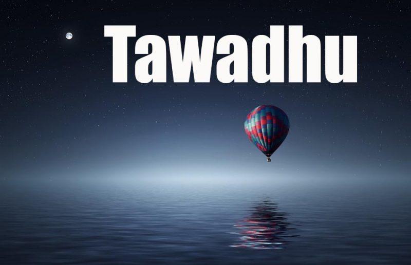 Tingkatan Tawadhu