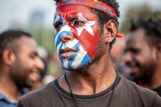 foto orang papua
